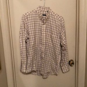 Burberry Button Down Size: Medium
